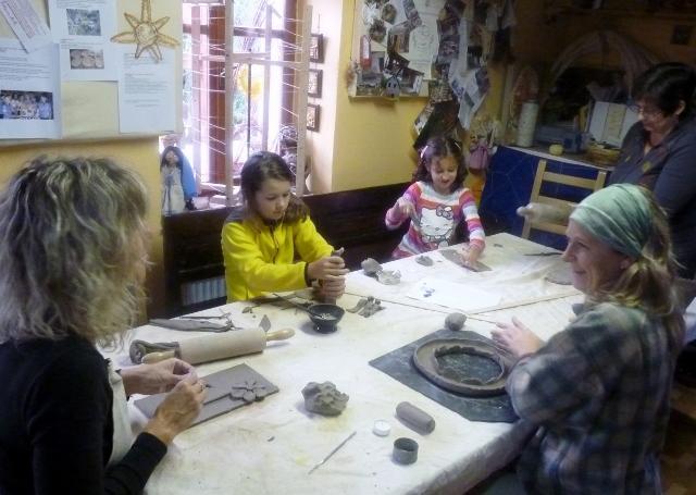 keramika říjen