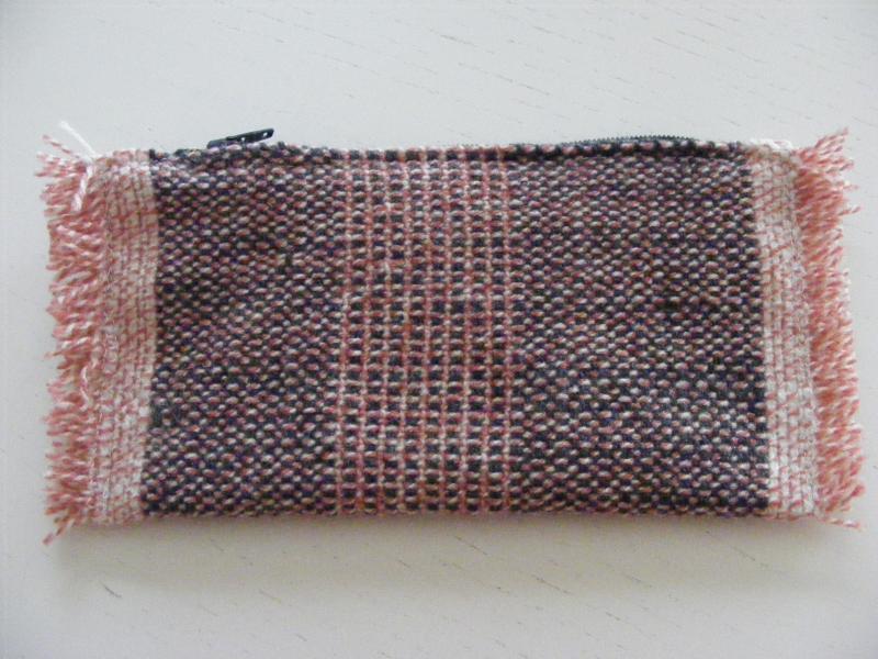 peněženka tkaná