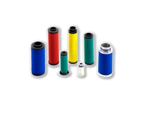 Vložky filtrů
