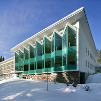 Hotel Montana Špindlerův Mlýn - zima